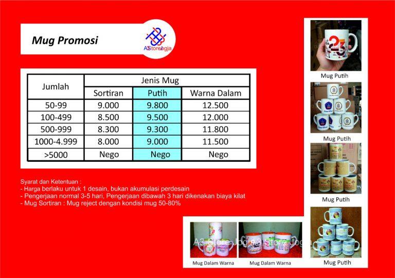 harga souvenir mug promosi